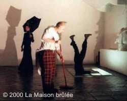 Zoartoïste (1ère version théâtre d'image) (Catherine Gil Alcala)